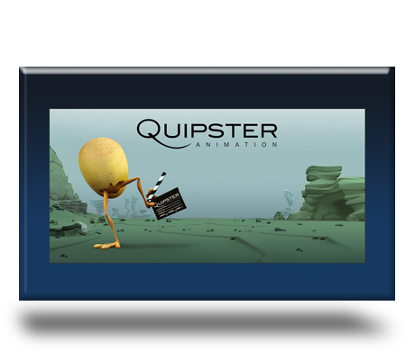 QA screen logo